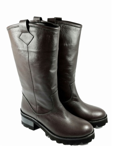 Nemesis Shoes Çizme Kahve